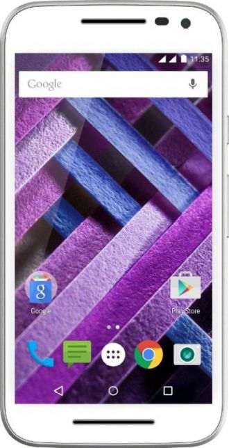 Moto G Turbo Edition (White, 16 GB) for Rs. 9,990