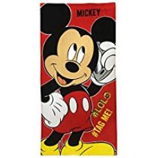 Athom Trendz Disney Mickey Mouse Bath Towel 350 GSM 24