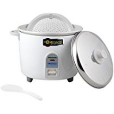 Panasonic SR-WA18-E 4.4-Litre Automatic Rice Cooker (White) for Rs. 2,207