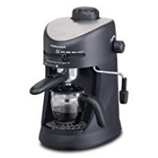 Morphy Richards New Europa 800-Watt Espresso and Cappuccino 4-Cup Coffee Maker (Black) for Rs. 4,029