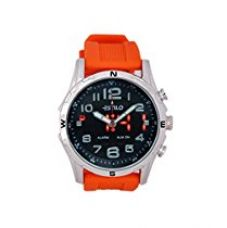 Buy Estilo Analog-Digital Touch Screen Watch For Men-2137orange from Amazon