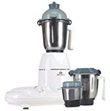 Bajaj Twister 750-Watt Mixer Grinder with 3 Jars (White) for Rs. 2,999