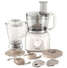 Philips Daily Collection HR7628/00 650-Watt Mini Food Processor (White) for Rs. 5,299