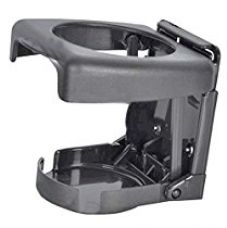 Vheelocityin 70125 Foldable Drink Holders (Grey) for Rs. 350