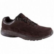 Flat 66% off on Borza men walking shoes - brown