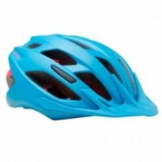 Flat 25% off on 500 Cycling Helmet - Blue/Pink