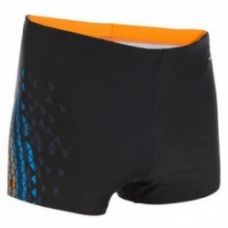 Flat 14% off on B-ACTIVE KEO MEN'S SWIM SHORTS - BLACK ORANGE