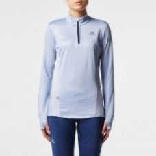 Buy Elio Women Running Jacket - light grey for Rs. 799