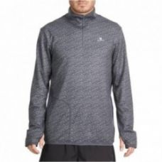 Domyos Energy+ Fitness Sweatshirt - Grey for Rs. 652
