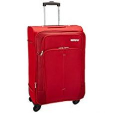 American Tourister Polyester 67 cms Red Softsided Suitcase (49W (0) 00 002) for Rs. 4,774