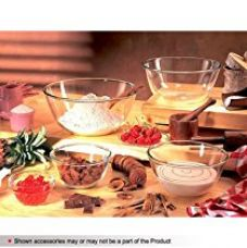 Borosil Mixing Bowl, 2.5 Litres for Rs. 509