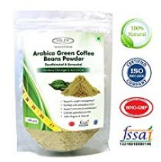 Sinew Nutrition Arabica Green Coffee Beans Powder 200gm, De for Rs. 199
