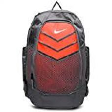 Buy Nike Max Air Red/Grey Backpack from Amazon
