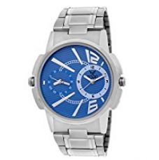 Buy Fogg Analog Blue Dial Men's Watch -2005-BL from Amazon