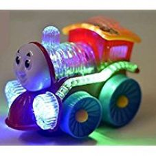 Glance Best Musical Engine Toy with Music, Lights and Moving Action ,Multicolor for Rs. 270