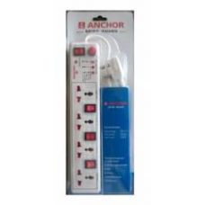 Anchor 4+4 Socket for Rs. 336