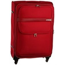 American Tourister Superlite II Nylon Red Suitcase (35T (0) 00 002) for Rs. 5,599