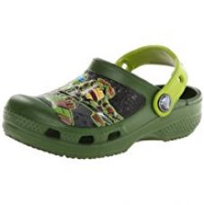 Buy Crocs Boy's CC TMNT Clog Rubber Clogs and Mules from Amazon
