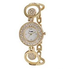 Buy Xeno Analogue White Dial Watch for Women ZDK7000280 from Amazon