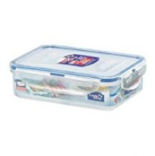 Lock&Lock Classics Short Rectangular Food Container with Divider, 550ml for Rs. 325