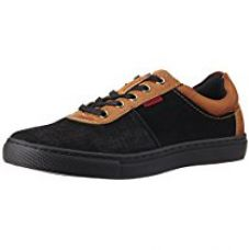 Buy Provogue Men's Leather Sneakers from Amazon