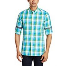 Buy Colorplus Men's Casual Shirt from Amazon
