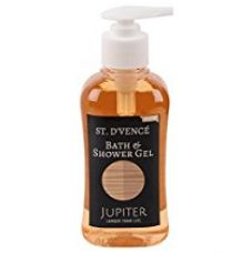 Buy ST. D'VENCÉ Refreshing Bath and Shower Gel (Body Wash) - Heavenly Collection (Jupiter, 250 ml) from Amazon