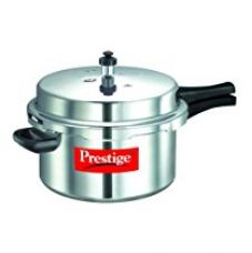 Buy Prestige Popular Outer Lid Aluminium Pressure Cooker, 7.5 Litres,Silver from Amazon