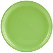 Buy Signoraware Round Full Plate Set, Set of 6, Parrot Green from Amazon