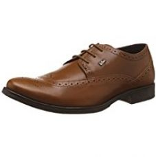Buy Lee Cooper Men's Leather Formal Shoes from Amazon