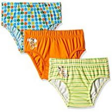 Buy Disney Mickey Mouse Boys' Brief (Pack of 3) from Amazon