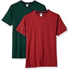 Buy Symbol Men's T-Shirt (Pack of 2) from Amazon