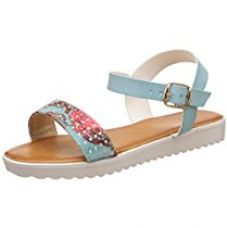 Buy Kics Girl's Fashion Sandals from Amazon