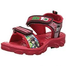 Buy Ben10 Boy's Sandals and Floaters from Amazon