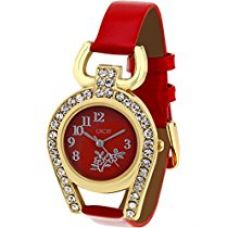 Dice Women's Analogue Red Dial Watch - SUPG-M047-5256 for Rs. 349