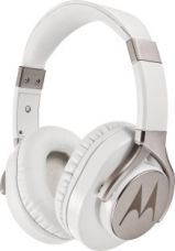 Buy Motorola Pulse Max Wired Headset With Mic  (White) from Flipkart