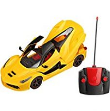 Buy Toyshine 1:16 Full Function Ferrari Remote Car with Opening Doors (Rechargeable) from Amazon