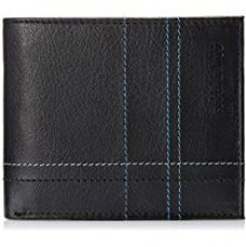 Buy American Tourister Polyurethane Black Men's Wallet (40W (0) 09 005) from Amazon