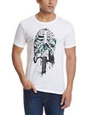 Buy Colt Men's T-Shirt (8907242523750_265378463_XX-Large_White) from Amazon