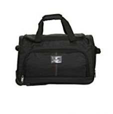 Tommy Hilfiger Polyester 32 cms Black Travel Duffle (TH/DAL01250) for Rs. 4,372