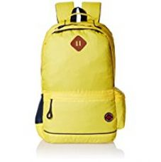 Buy Tommy Hilfiger Yellow Casual Backpack (TH/BTS14CRU) from Amazon
