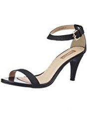 Buy Marie Claire Women's Jolyn Black Fashion Sandals - 6 UK/India (39 EU) (7616412) from Amazon