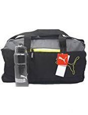 Puma Multicolor Polyester 1024Cms Softsided Gym/Travel Duffle for Rs. 1,249