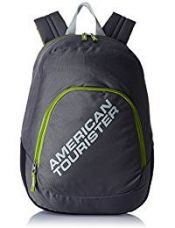 Buy American Tourister Jasper 13 ltrs Black Kids Backpack (5 - 7 years age) from Amazon