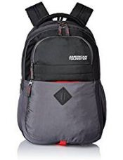American Tourister 26 Lts Encarta Black Laptop Backpack (Encarta 06_8901836132991) for Rs. 2,093