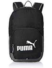Buy Puma Black Casual Backpack (7358901) from Amazon