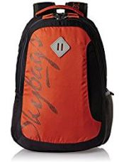 Skybags Leo 26 Ltrs Orange Casual Backpack (BPLEO1ONG) for Rs. 2,199