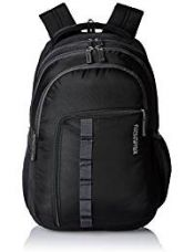 Buy American Tourister 27 Lts Comet Black Laptop Backpack (Comet 03_8901836135312) from Amazon