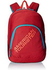 Buy American Tourister Jasper 13 ltrs Red Kids Backpack (5 - 7 years age) from Amazon