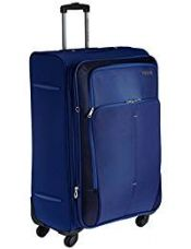 American Tourister Crete Polyester 77 cms Ink Blue Softsided Suitcase (49W (0) 01 003) for Rs. 4,950